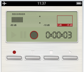 i2rec-interface