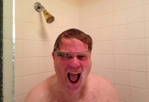 scoble-google-glass-shower