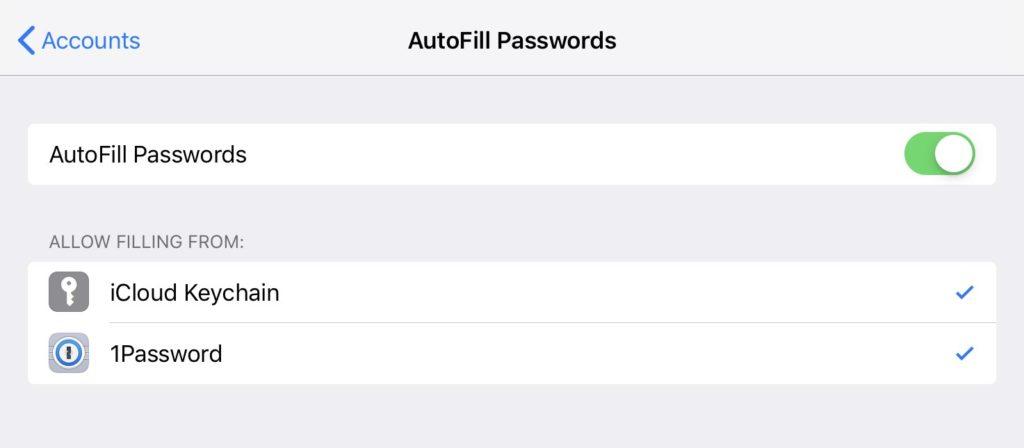 Безопасность iOS 12