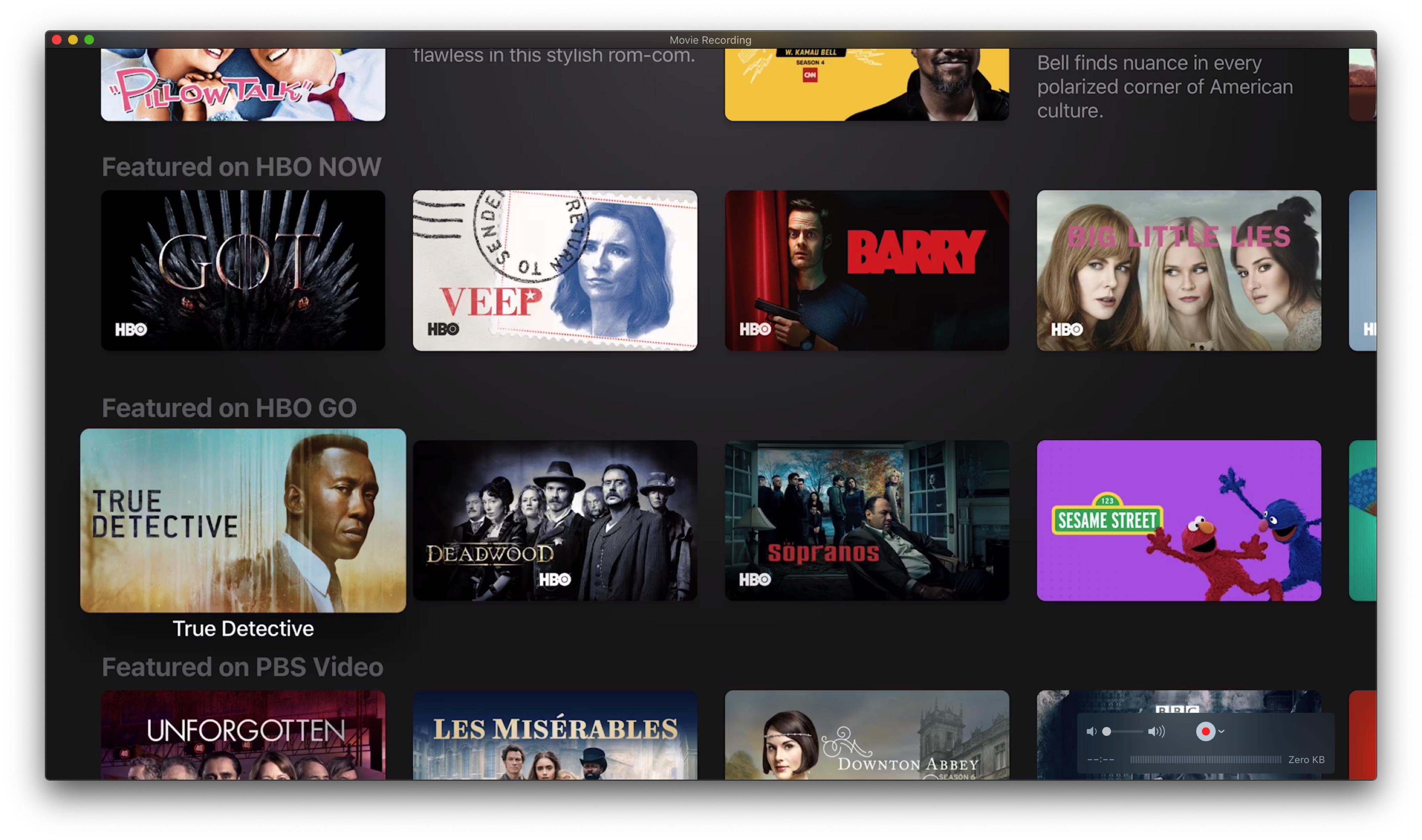 Новое приложение Apple TV
