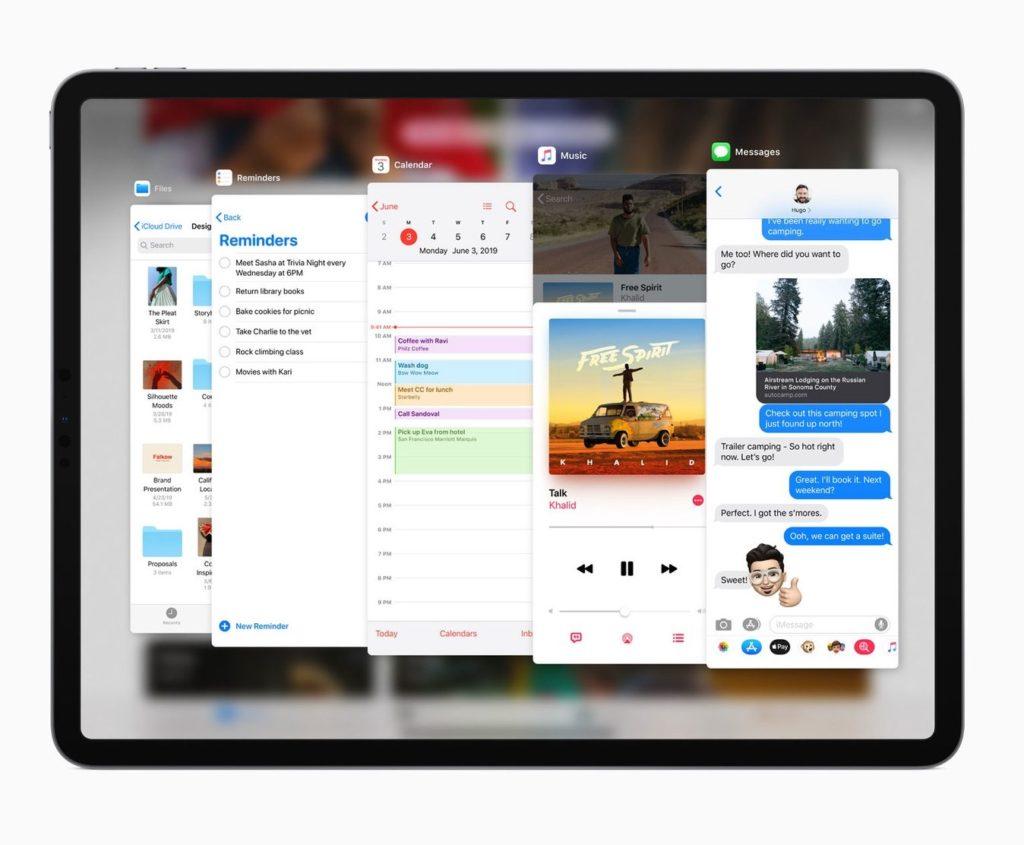 Впечатления после WWDC2019 – iPadOS